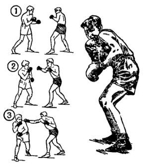 часть Авария связки для тренировки ударной техники на лапах себе- это обязательное